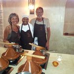 Cooking class L'Atelier Madada