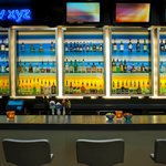 Aloft Charlotte Ballantyne w xyz bar