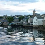 Stromness from the harbour