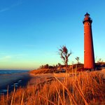 Little Sable Point Lighthouse Foto