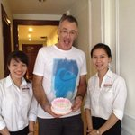 Fantastic staff at the Paradise Boutique Hotel