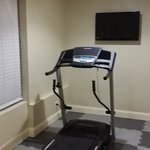 Exercise Room - Treadmill