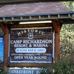 Camp Richardson Resort, South Lake Tahoe, Ca