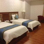 Spacious and clean rooms
