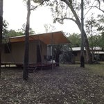 Ensuited Glamping tents