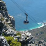 The Cablecar on Table Mountain