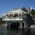 Foto de Boathouse Bed & Breakfast