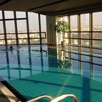 Pool on 25th floor