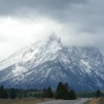 Teton October morning