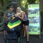 Foto di Rainforest Bobsled Jamaica at Mystic Mountain