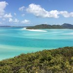 Whitehaven Beach (from Hill Inlet Lookout)