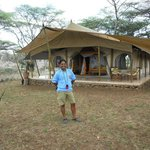 My Tent - Joy's Camp Shaba Reserve Samburu