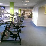 Webbington Hotel fitness suite