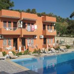 Patara Rose Pension & Apartments Foto