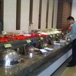 Section of Buffet :)