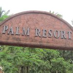 Palm Resort resmi