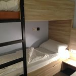 the bed bunks