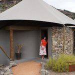 Foto de Sanbona Wildlife Reserve - Tilney Manor, Dwyka Tented Lodge, Gondwana Lodge