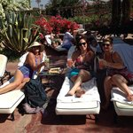 Pool day with the girls...such fun!