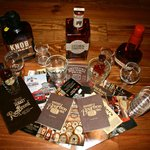 Trappings from the Bourbon Trail