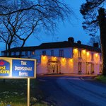 Photo de BEST WESTERN Dryfesdale Country House Hotel
