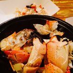 Stone Crab Claws are fantastic...