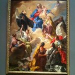 Beautiful Religious Painting at CLE Museum of Art
