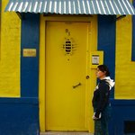 The Yellow House Foto