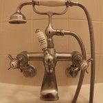 Lovely vintage bathroom appliances