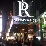 Photo de Renaissance New York Hotel Times Square