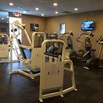 Excellent fitness room