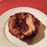 Would (and do) travel 50 mins for the Portugese tart
