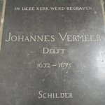 Vermeer's Grave Is A Must For Art Enthusiasts