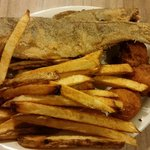 Rainbow Trout and fries