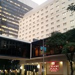 Foto van Crowne Plaza Houston Downtown