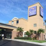 Φωτογραφία: Sleep Inn at Miami International Airport