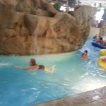 Water Park of America Lazy River