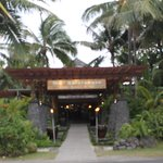 The Rarotongan Beach Resort & Spa resmi