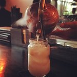 Ginger cocktail