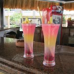 best coctails in the pool bar uno - enjoy! :)