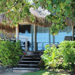 Our beach bungalow