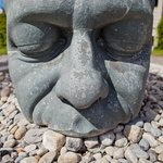 Canmore Head art