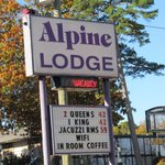 Foto de Alpine Lodge