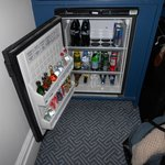 Fully stocked mini bar (shame about the prices)