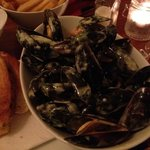 Mussels in Deep Howth