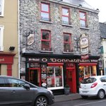 Front of O'Donnabhain's