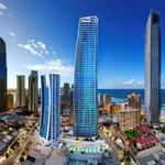 Hilton Surfers Paradise is a landmark hotel on the Gold Coast only a short walk to the beach