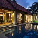 1 br pool Villa swimming pool