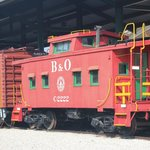 B & O Railroad Museum - Trains