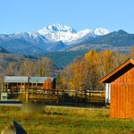 Foto de Methow River Lodge & Cabins